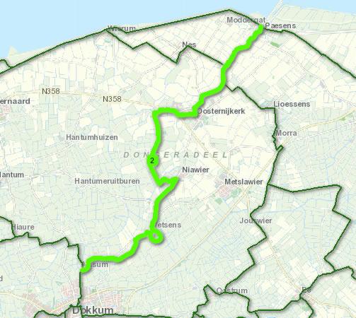 Wandelen Friesland